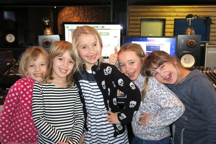 Kindergeburtstag Idee In Chemnitz Cd Aufnehmen Im Tonstudio